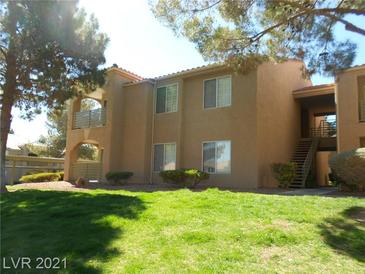 Photo one of 7631 Tackle Dr # 204 Las Vegas NV 89128 | MLS 2283402