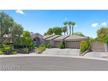 Photo one of 177 Knollwood Ct Henderson NV 89074 | MLS 2283438