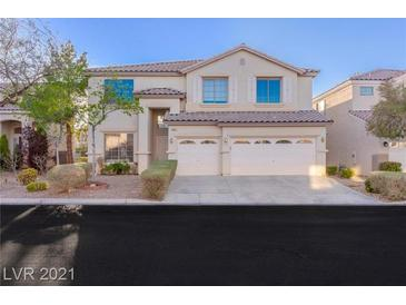 Photo one of 10811 Piccata St Las Vegas NV 89141 | MLS 2283547