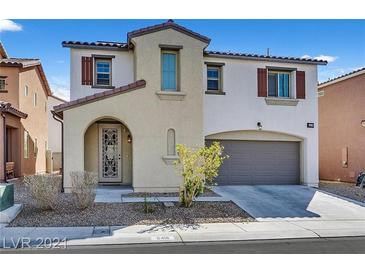 Photo one of 5416 Emerald Basin St North Las Vegas NV 89031 | MLS 2283782