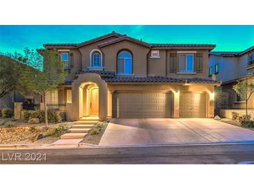 Photo one of 521 Puenta Del Rey St Las Vegas NV 89138 | MLS 2283786