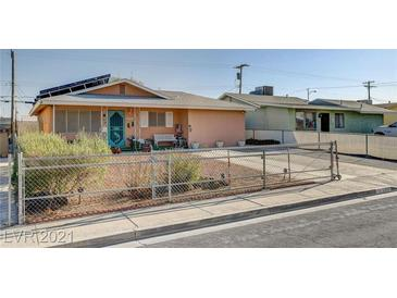 Photo one of 3309 Dillon Ave North Las Vegas NV 89030   MLS 2283818