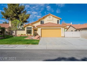 Photo one of 8369 Gresham Dr Las Vegas NV 89123 | MLS 2283868