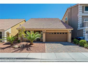 Photo one of 10558 Parthenon St Las Vegas NV 89183 | MLS 2284156