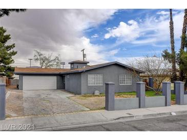 Photo one of 3626 Florrie Ave Las Vegas NV 89121 | MLS 2284266