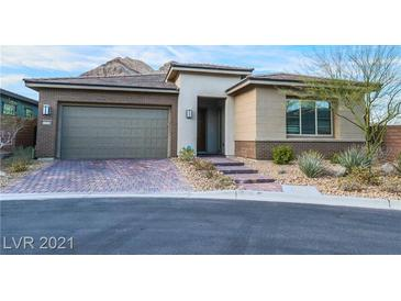 Photo one of 10890 Red Yucca Dr Las Vegas NV 89138 | MLS 2284351