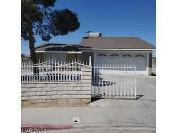 Photo one of 3400 Emmons Ave North Las Vegas NV 89030 | MLS 2284399