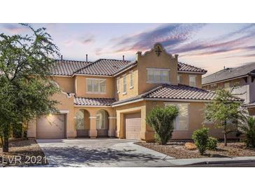 Photo one of 2629 Cliff Lodge Ave North Las Vegas NV 89081 | MLS 2284405