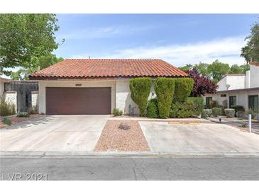 Photo one of 2694 San Lago Ct Las Vegas NV 89121 | MLS 2284552