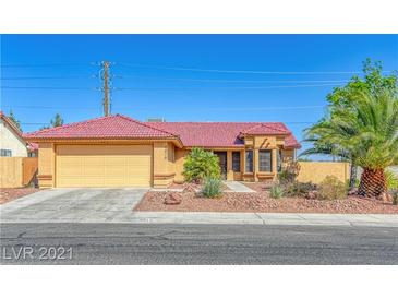 Photo one of 4816 Nestled Grove Dr North Las Vegas NV 89031 | MLS 2284571