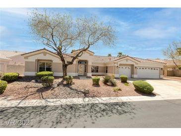 Photo one of 7511 Brittlethorne Ave Las Vegas NV 89131 | MLS 2284697