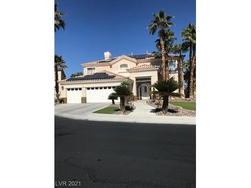 Photo one of 169 Chateau Whistler Ct Las Vegas NV 89148 | MLS 2284807