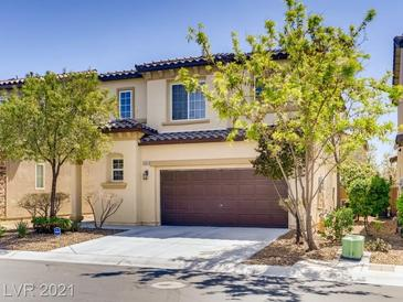 Photo one of 3323 Parma Galleria Ave Las Vegas NV 89141 | MLS 2285030