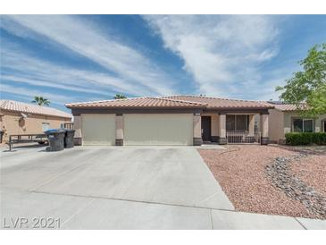 Photo one of 5220 Wild Orchid St North Las Vegas NV 89031 | MLS 2285179