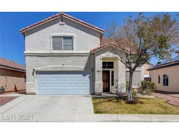 Photo one of 4412 Sparkle Crest Ave North Las Vegas NV 89031 | MLS 2285204