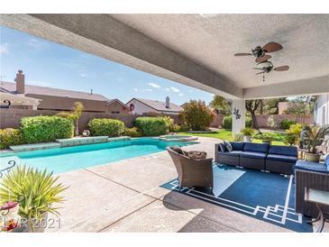 Photo one of 8413 Midnight Ave Las Vegas NV 89143   MLS 2285749