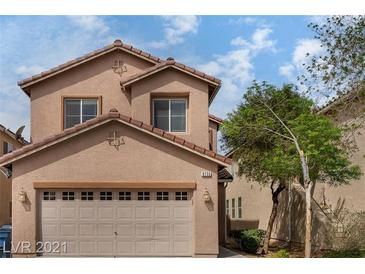 Photo one of 8733 Dodds Canyon St Las Vegas NV 89131 | MLS 2285770