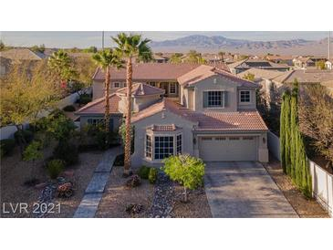 Photo one of 9460 Canyon Hollow Ave Las Vegas NV 89149 | MLS 2286077