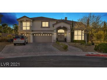 Photo one of 10991 Holyrood Ct Las Vegas NV 89141 | MLS 2286649