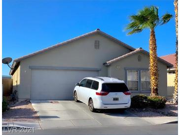 Photo one of 3045 Hartley Cove Ave North Las Vegas NV 89081 | MLS 2286666