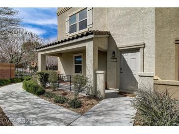 Photo one of 4650 Ranch House Rd # 5 North Las Vegas NV 89031 | MLS 2286865