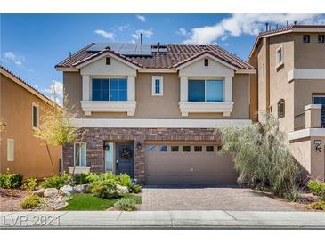 Photo one of 10157 Eagle Haven St Las Vegas NV 89141 | MLS 2287007
