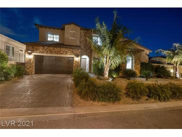 Photo one of 29 Costa Tropical Dr Henderson NV 89011 | MLS 2287033