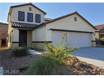 Photo one of 5109 Lawrence St North Las Vegas NV 89081 | MLS 2287063