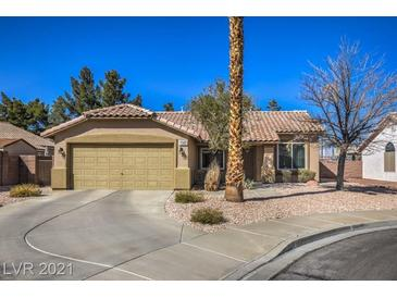 Photo one of 1342 Shimmering Glen Ave Henderson NV 89014 | MLS 2287271