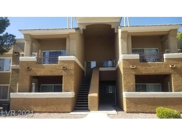 Photo one of 8070 Russell Rd # 2135 Las Vegas NV 89113 | MLS 2287294
