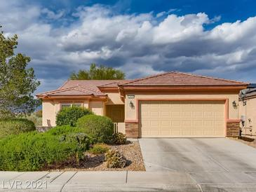 Photo one of 2424 Great Auk Ave North Las Vegas NV 89084 | MLS 2287317