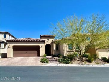 Photo one of 12250 Monument Hill Ave Las Vegas NV 89138 | MLS 2287360