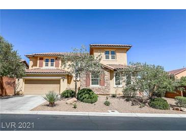 Photo one of 10357 Grizzly Forest Dr Las Vegas NV 89178 | MLS 2287505