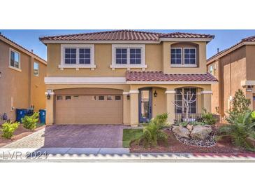 Photo one of 8191 Dover Canyon Ct Las Vegas NV 89139 | MLS 2287600