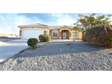 Photo one of 4911 Parkwood Dr Pahrump NV 89061 | MLS 2287663