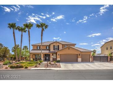 Photo one of 5893 Taylor Valley Ave Las Vegas NV 89131 | MLS 2287779