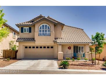 Photo one of 2764 Cottoneaster St Las Vegas NV 89135 | MLS 2287789