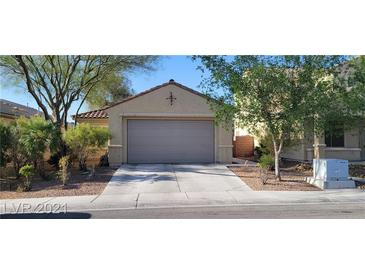 Photo one of 2817 Dowitcher Ave North Las Vegas NV 89084 | MLS 2287969