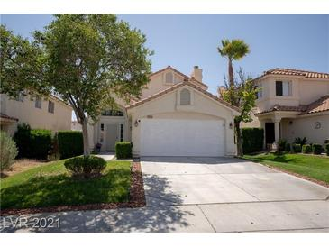 Photo one of 9525 Amber Valley Ln Las Vegas NV 89134 | MLS 2288049