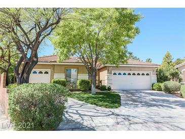 Photo one of 3301 Teal Sunset St Las Vegas NV 89129 | MLS 2288216
