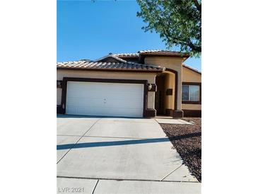 Photo one of 1739 Watercreek Dr North Las Vegas NV 89032 | MLS 2288385