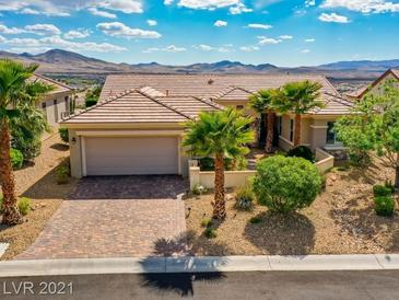 Photo one of 2831 Hayden Creek Te Henderson NV 89052 | MLS 2288420
