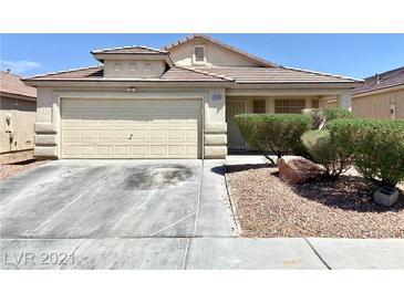 Photo one of 3736 Sorrowing Sparrow Ct North Las Vegas NV 89032 | MLS 2288484