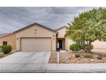 Photo one of 7753 Pine Warbler Way North Las Vegas NV 89084 | MLS 2288537