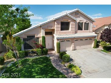 Photo one of 1410 Foothills Mills St Henderson NV 89012 | MLS 2288970