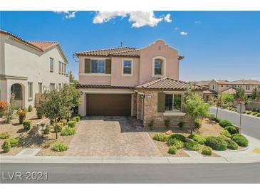 Photo one of 722 Catalina Aisle St Las Vegas NV 89138 | MLS 2288980