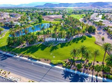 Photo one of 290 Falcons Fire Ave Las Vegas NV 89148 | MLS 2289056