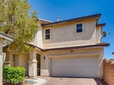 Photo one of 914 Appaloosa Hills Ave North Las Vegas NV 89081 | MLS 2289096