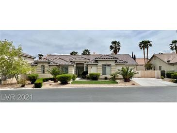 Photo one of 1373 Waterford Falls Ave Las Vegas NV 89123 | MLS 2289304