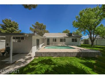Photo one of 1260 Barnard Dr Las Vegas NV 89102 | MLS 2289339